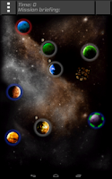 Screenshot of Space STG II