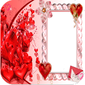 Photo Frames Romantic Flower icon