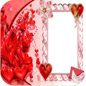 Photo Frames Romantic Flower