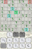 Screenshot of Sudoku PRO