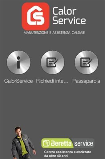 CalorService