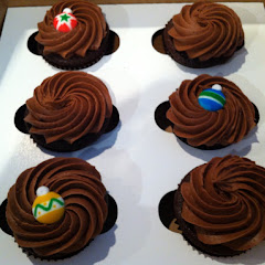 Chocolate cake with chocolate icing!