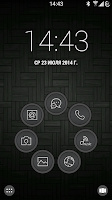 Screenshot of Touch Theme for SL