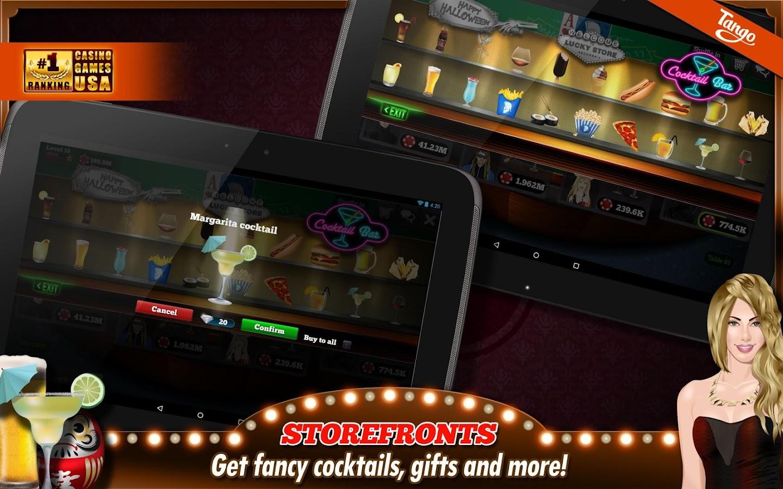 BlackJack for Tango - screenshot