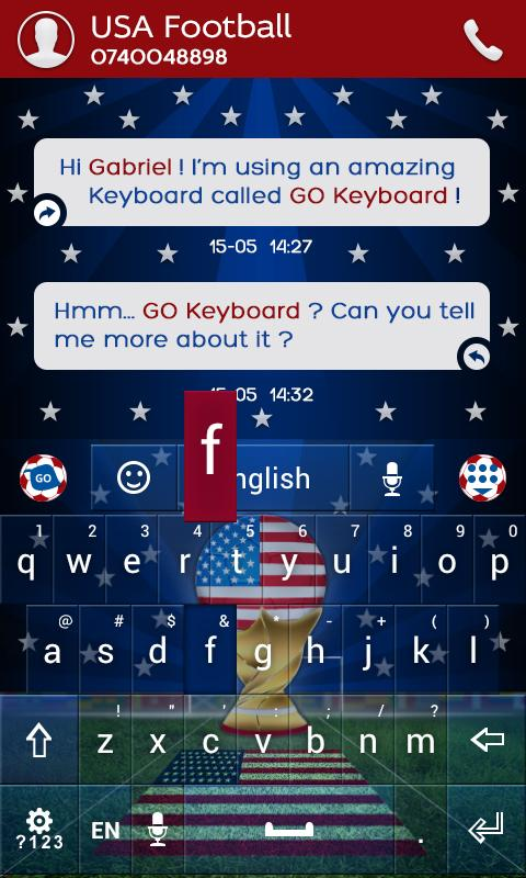 Soccer-USA-Keyboard-Theme 10