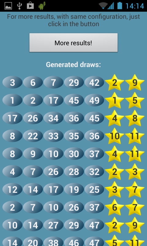 UK lottery- screenshot