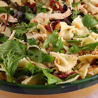 Chicken Pasta Salad.