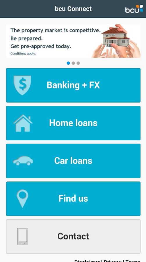 Bcu Apply For Car Loan