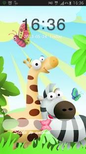 GO Locker Theme animals - screenshot thumbnail