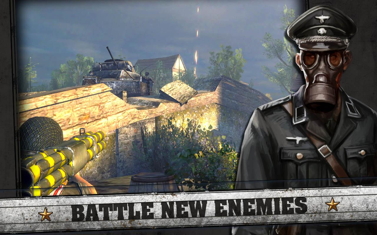 FRONTLINE COMMANDO: D-DAY- screenshot