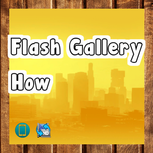 Flash Gallery How