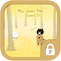 Ginkgo forest protector theme icon