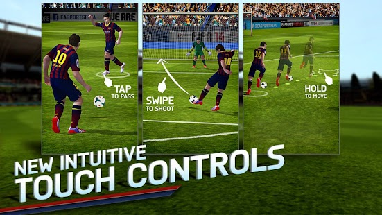FIFA 14 by EA SPORTS™ - screenshot thumbnail