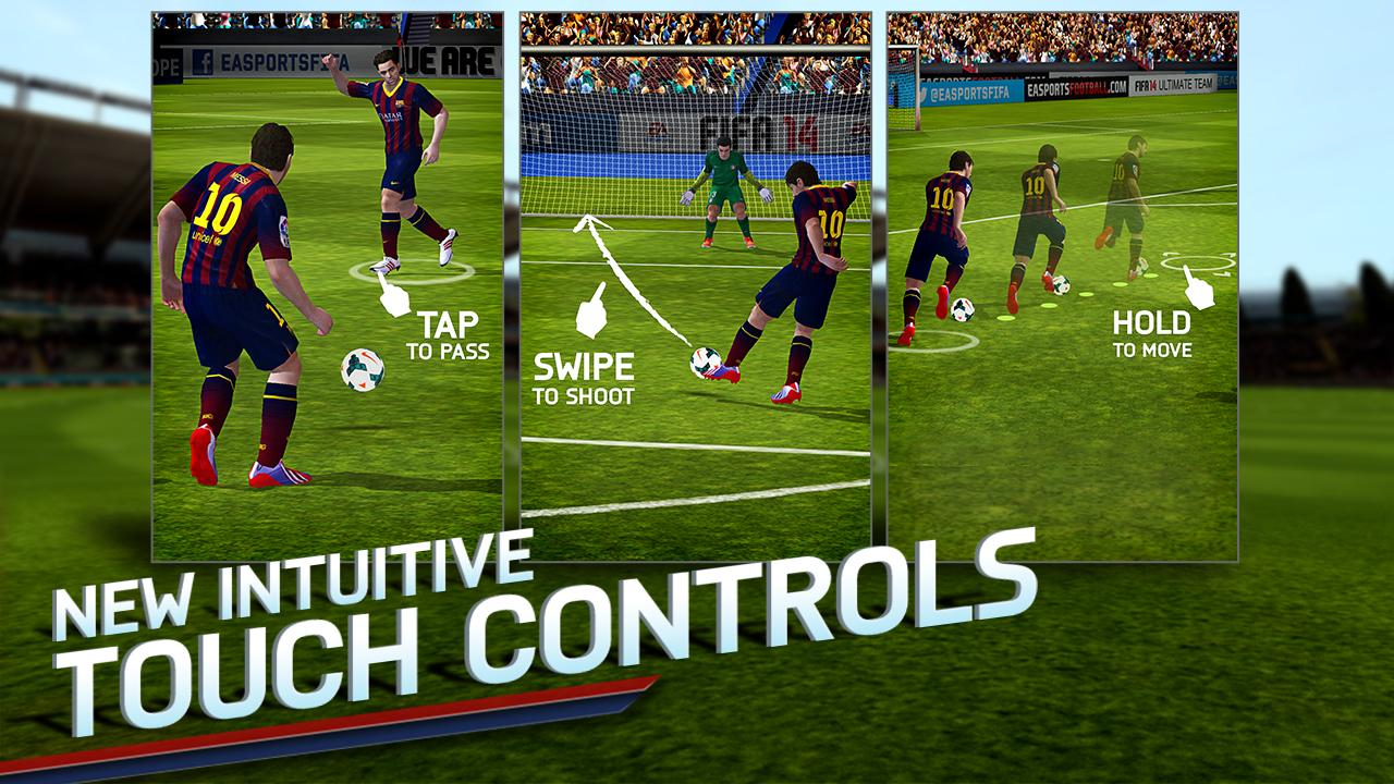 FIFA 14 by EA SPORTS™ - screenshot