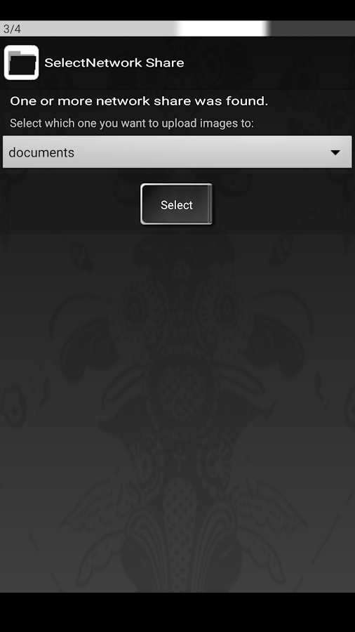 Sweet Home Image Backup Donate - screenshot