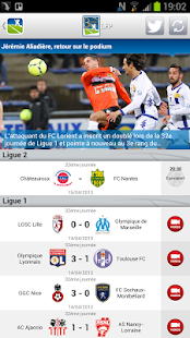 LFP (Officiel)- screenshot thumbnail