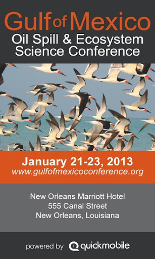 GoM Science Conference