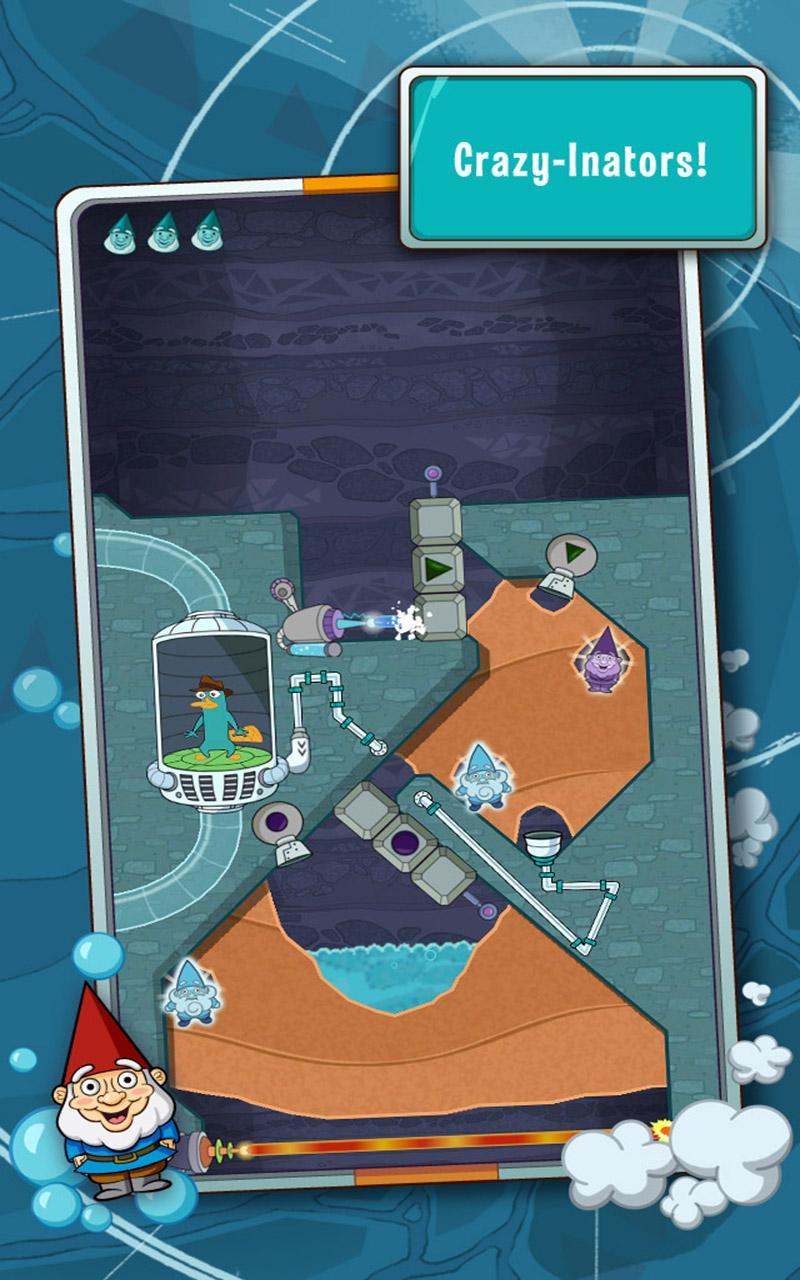 Where's My Perry? Free screenshot #8