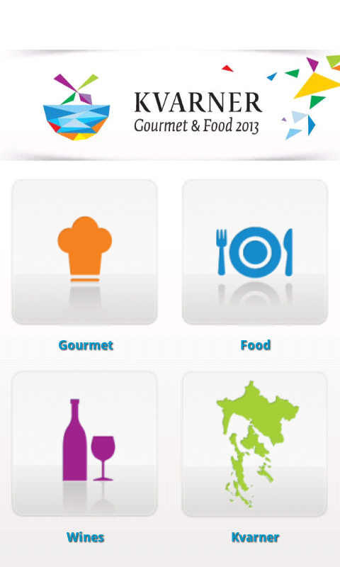 Kvarner Gourmet & Food- screenshot