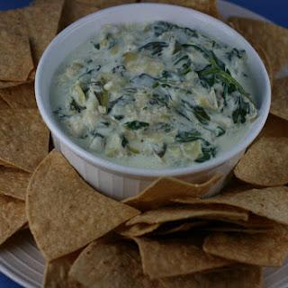 CrockPot Spinach and Artichoke Dip