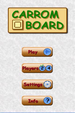 Carrom Board 1.7 screenshots 1