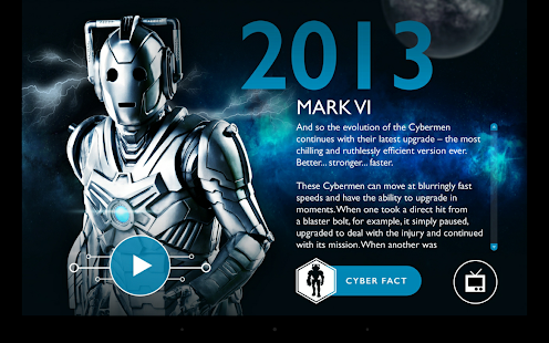 Doctor Who: Cybermen- screenshot thumbnail