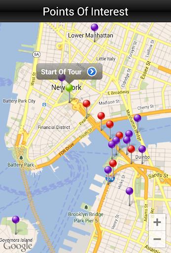 旅遊必備APP下載|Brooklyn Bridge Tour 好玩app不花錢|綠色工廠好玩App