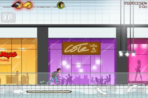 Run Like Hell! Heartbreaker- screenshot