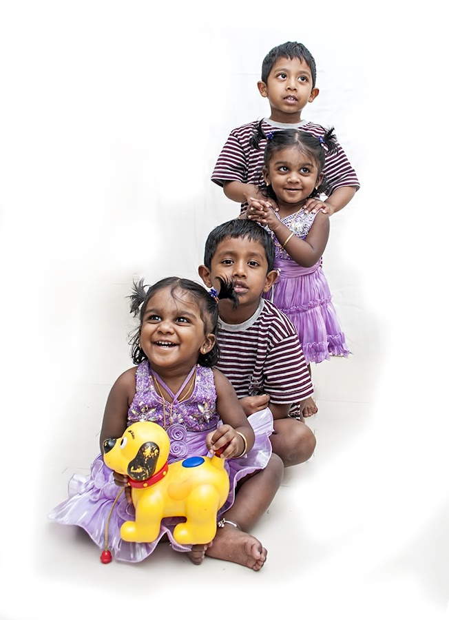 Cute.. by Antony Satheesh - Babies & Children Child Portraits