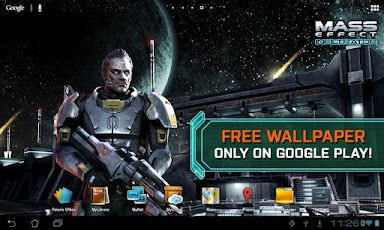 MASS EFFECT INFILTRATOR by EA 1.0.30 apk+data