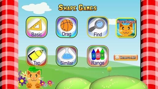 QCAT - 幼児の形状ゲーム(無料)