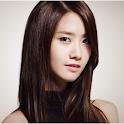 Yoona SNSD 2013 Wallpaper logo