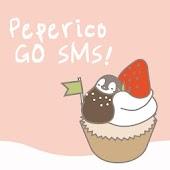 Pepe-cupcake Go sms theme
