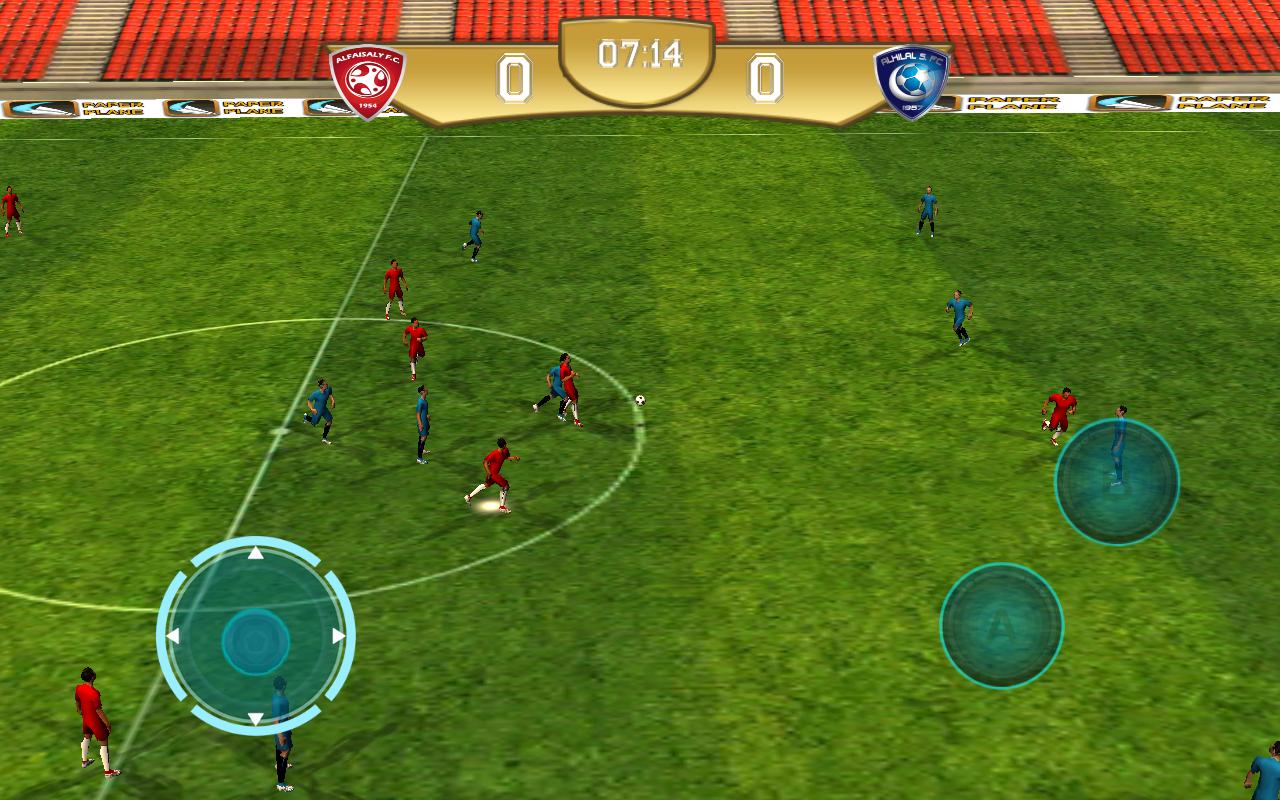 لعبة الدوري السعودي الممتاز -