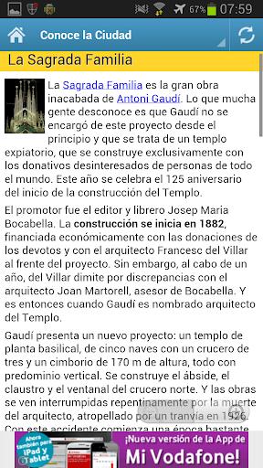 【免費旅遊App】Guía Viaje Barcelona - Cityoos-APP點子