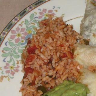 Quicker Spanish Rice Recipe