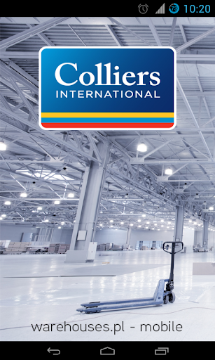 Warehouses.pl Mobile Colliers