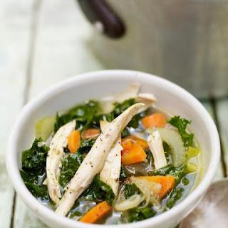 Chicken Garden Soup.