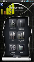 Screenshot of Nutrition Pro Manager