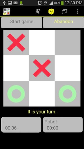 玩免費棋類遊戲APP|下載TicTacToe Play & Chat 2 app不用錢|硬是要APP