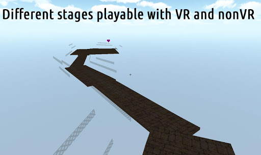 VR Endless Run N Jumper