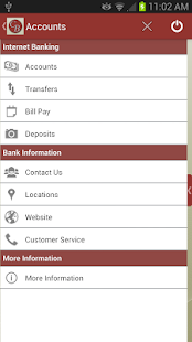 Capstone Bank AL Mobile App - screenshot thumbnail