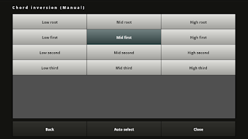 Screenshot of Chordbot Pro