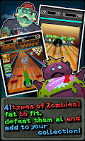 Screenshot of Bowling Zombie !