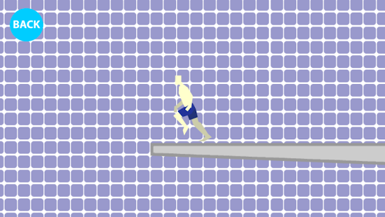 Brave Student - Water Jump screenshot
