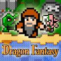 Dragon Fantasy 8-bit RPG logo