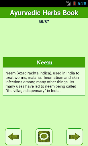 【免費醫療App】Ayurvedic Herbs✽ Medicine Book-APP點子