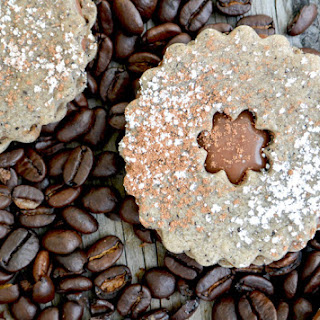 Cappuccino Chocolate Bites