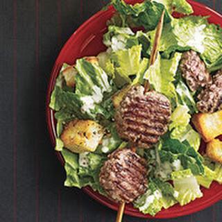 Slider Caesar Salad