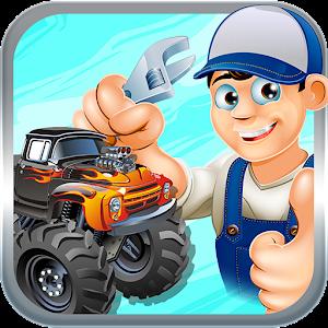 怪物卡车修理工 休閒 App LOGO-硬是要APP